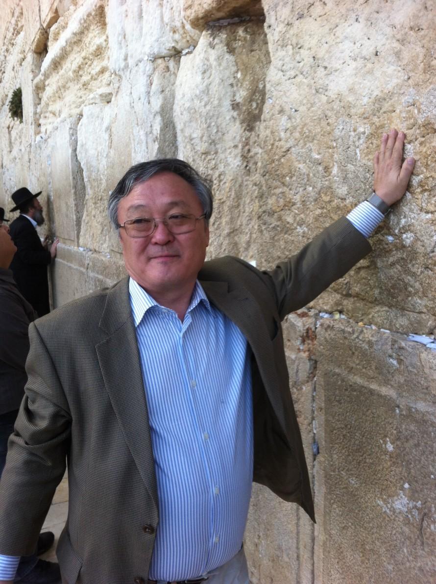 Guiding Embasador of Mongolia, Mr. Bulgua Altangerel