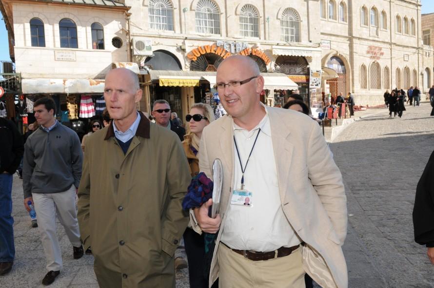 Guiding Governor of Florida, Mr. Rick Scott