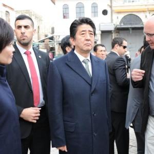 Prime Minister of Japan, Mr. Shinze Abe 1