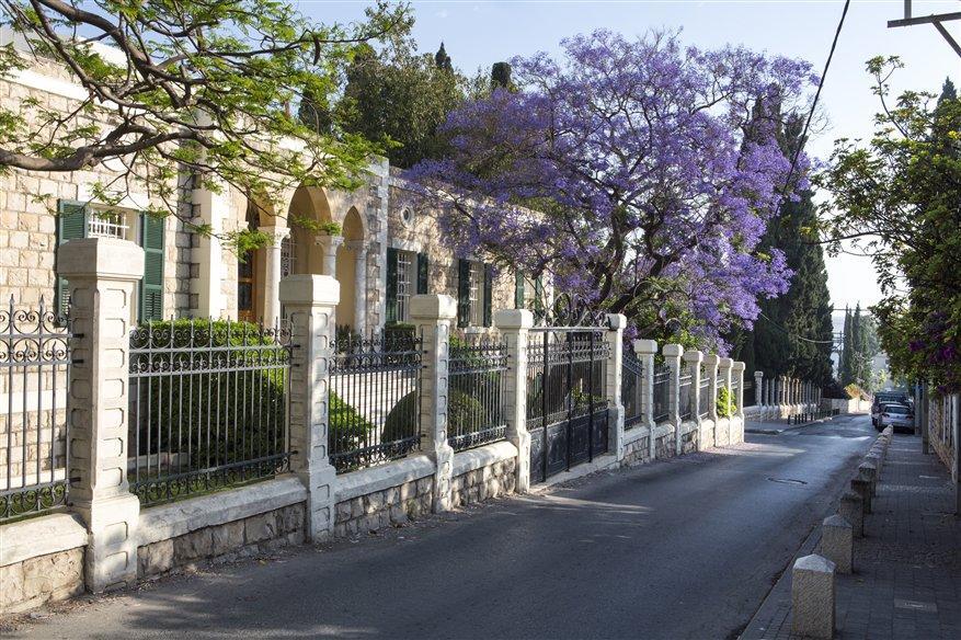 German Colony in Haifa