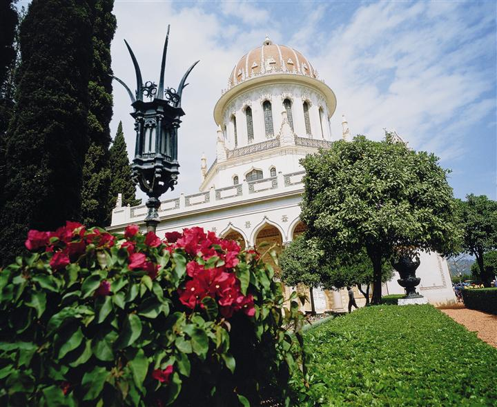 The Shrine of the Bab (Bahai)